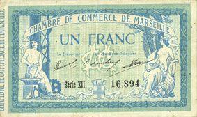 Billets de necessite francais marseille 13 chambre de for Chambre de commerce de marseille archives