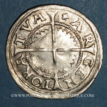 Coins Alsace. Strasbourg. Municipalité. Vierer (15e - 16e siècle)