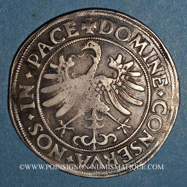 Coins Alsace. Thann. Taler 1542