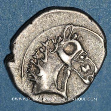 Coins Cavares. Ialkovesi. Drachme, fin du 2e siècle av. J-C
