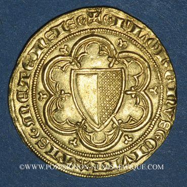 Coins Lorraine. Cité de Metz. Florin, 15e siècle
