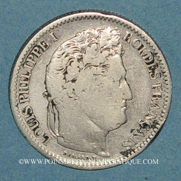 Coins Louis Philippe (1830-1848). 2 francs 1838A