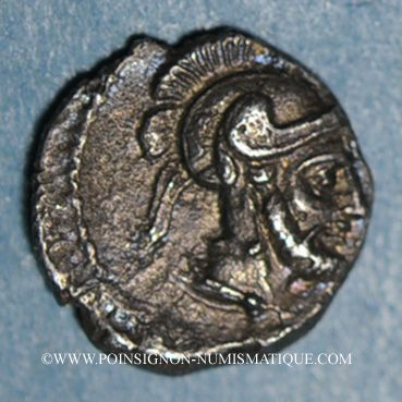 Coins Cilicie. Tarse. Datames, satrape (378-372 av. J-C). Obole