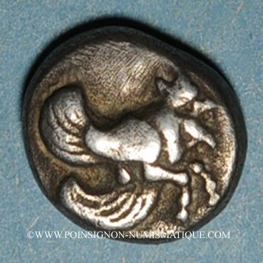 Coins Dynastes de Lycie. Uwug (vers 470-440 av. J-C). Tétrobole