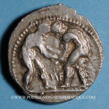 Coins Pamphylie. Aspendos. Statère (400-300 av. J-C)