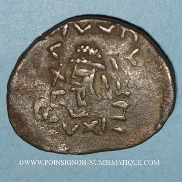 Coins Royaume d'Elymaïde. Dynastie Arsacide, vers 25 av. J-C - 228. Roi incertain. Tétradrachme, Séleucie