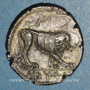 Coins Zeugitane. Révolte des Lybiens. Shekel, vers 241-238 av. J-C. Atelier incertain