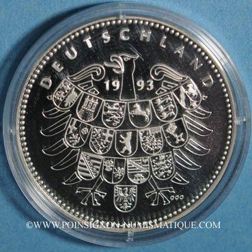 Coins Allemagne. Rodolphe I (1218-1297). Argent 999 ‰. 40 mm.