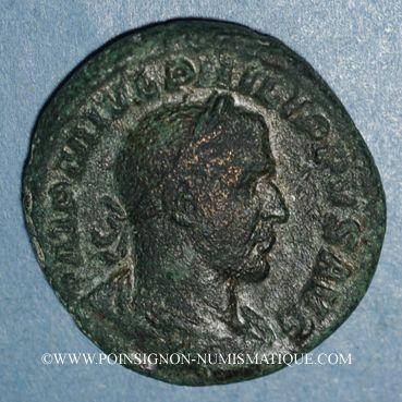 Coins Philippe I (244-249). Sesterce. Rome, 244-245. R/: la Sécurité