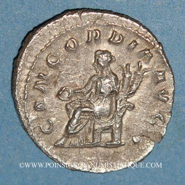 Coins Volusien, auguste (251-253). Antoninien. Rome, 251-252. R/: la Concorde
