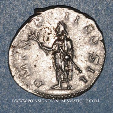 Coins Volusien, auguste (251-253). Antoninien. Rome, 253. R/: Volusien