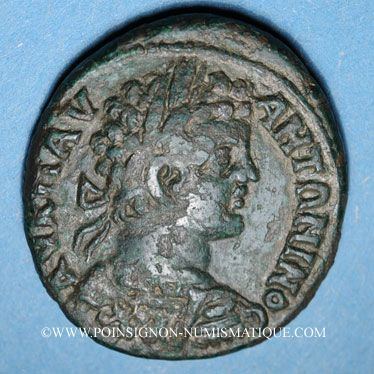 Coins Caracalla (198-217). Bronze. 25,86-28,44 mm. Anchialus (Thrace)