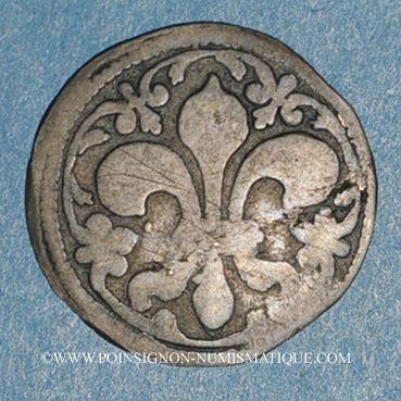 Monnaies Alsace. Strasbourg. Municipalité. 1 kreuzer (15e - début 16e siècle). Essai (?)