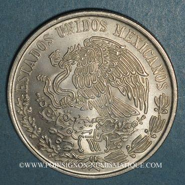 Monnaies Mexique. 2e République. 100 pesos 1978