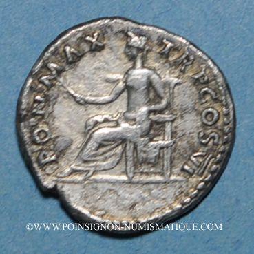 Monnaies Vespasien (69-79). Denier. Rome, 76. R/: la Paix