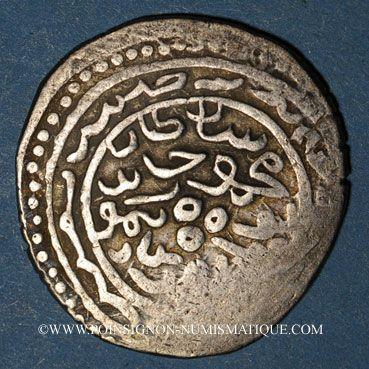 Monnaies Perse. Timurides. Timur et Mahmoud Jaghatay (vers 792-803H). Tanka