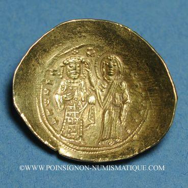 Monnaies Empire byzantin. Constantin X Doukas (1059-1067). Nomisma histaménon. Constantinople, 1059-1067