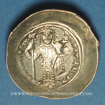 Monnaies Empire byzantin. Nicéphore III Botaneiates (1078-1081). Nomisma histaménon. Constantinople, 1078-81