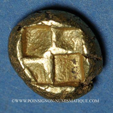 Monnaies Ionie. Erythrée (550-400 av. J-C). Hecté (= 1/6 de statère)