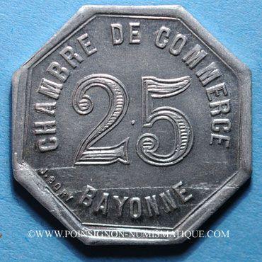 Monnaies de necessite francaises bayonne 64 chambre de - Chambre du commerce bayonne ...