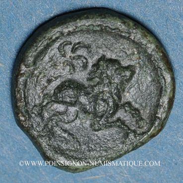 Monnaies Picto-santones - Vrido Rvf. Bronze, vers 50/25 av. J-C
