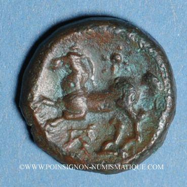 Monnaies Apulie. Arpi, vers 325-275 av. J-C. Bronze