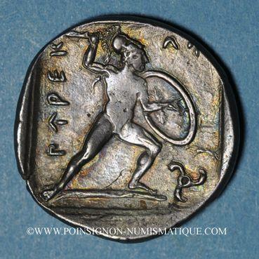 Monnaies Dynastes de Lycie. Périclès (vers 380-360 av. J-C). Statère, vers 380-375 av. J-C