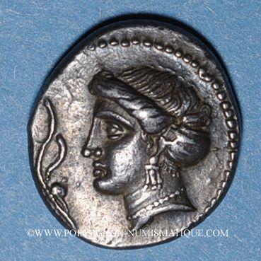 Monnaies Paphlagonie. Sinope. Monnayage satrapique (vers 350-330 av. J-C). Drachme