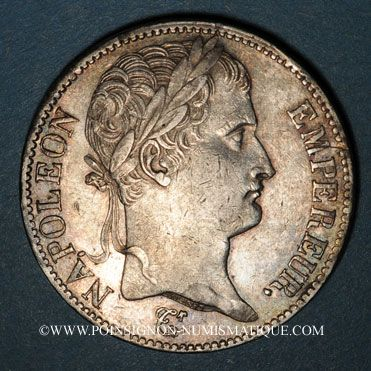 Monnaies 1er empire (1804-1814). 5 francs EMPIRE 1811MA. Marseille