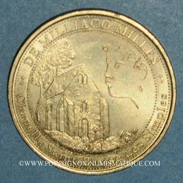 Monnaies Euro des Villes. Milly-la-Forêt (91). 1 euro 1997