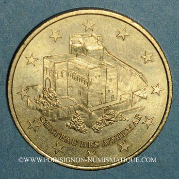 Monnaies Euro des Villes. Montélimar (26). 1 euro 1997