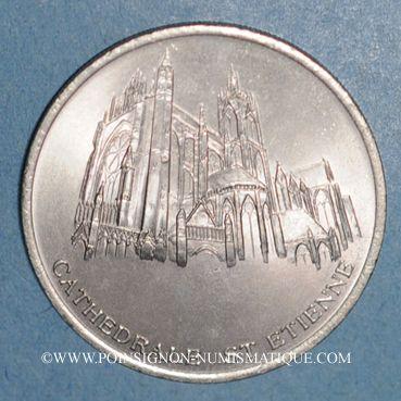 Monnaies Euros des Villes. Metz (57). 2 euro 1998