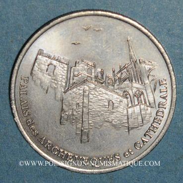 Monnaies Euros des Villes. Narbonne (11).  2 euro 1997
