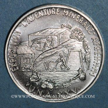 Monnaies Euros des Villes. Strasbourg. 4 2/3 euros 1997. Argent
