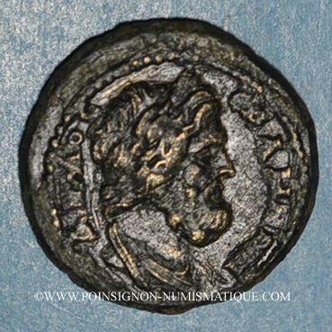 Monnaies Antonin le Pieux (138-161). Bronze. Sala (Lydie)