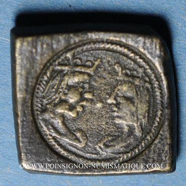 Monnaies Espagne. Poids monétaire du double ducat de Ferdinand et Isabelle (1474-1504)