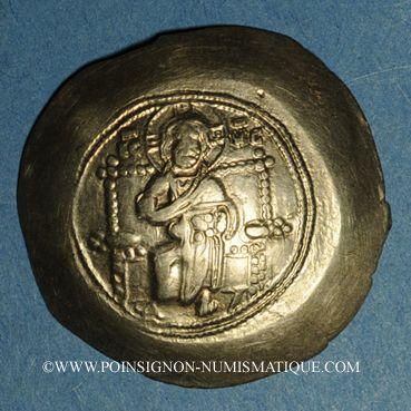 Münzen Empire byzantin. Nicéphore III Botaneiates (1078-1081). Nomisma histaménon. Constantinople, 1078-81