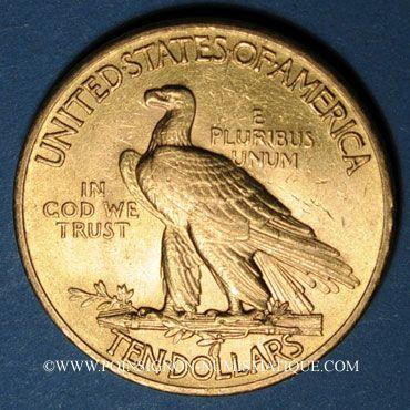Ausländische Münzen In Gold Etats Unis 10 Dollars 1926 Tête D
