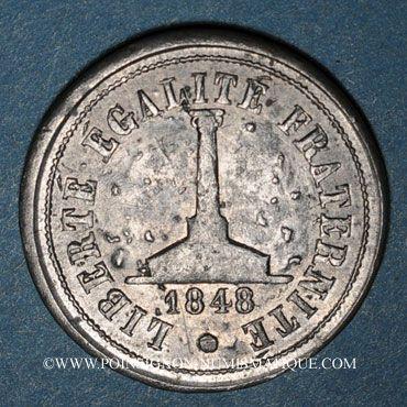 Münzen Elsaß 2e Centenaire De La Réunion De Lalsace à La France