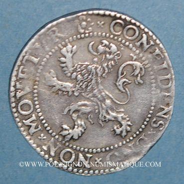 Münzen Pays Bas. Utrecht. 1/2 leeuwendaalder 1597