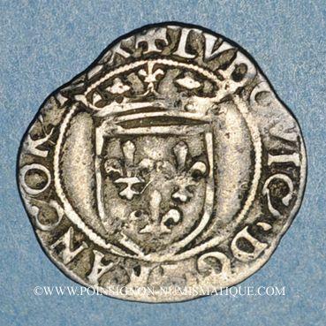 Münzen Louis XII. Monnayage pour Milan (1499-1512). Soldino (soldo)