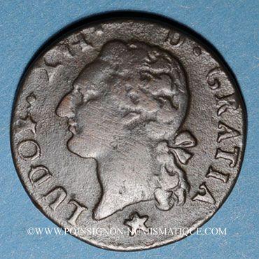 Französische Königliche Münzen Louis Xvi 1774 1793 12 Sol 1782