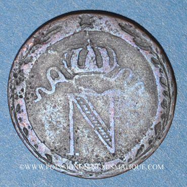 Münzen 1er empire (1804-1814). 10 cmes 1808I. Limoges