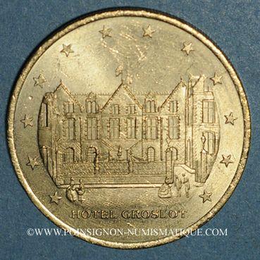 Münzen Euro des Villes. Orléans (45). 1 euro 1998