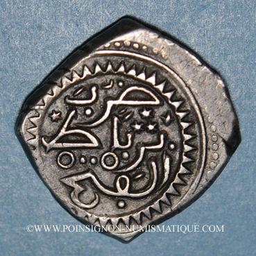 Münzen Maghreb. Alawites. Sidi Muhammad III (1171-1204H).  10 dirham 1188H, Rabat al-Fath