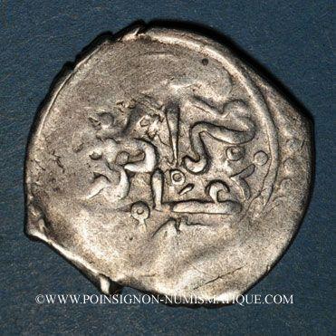 Münzen Maghreb. 'Alawites. Sidi Muhammad III (1171-1204H). Dirham 117(3)H, Marrakesh