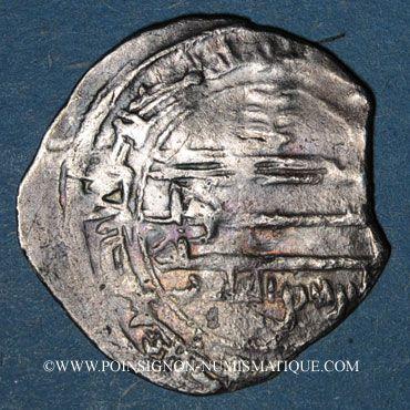Münzen Maghreb, Idrissides, Ibrahim b. al-Qasim (vers 270-290H), dirham (270H), al-Basra (Maroc)