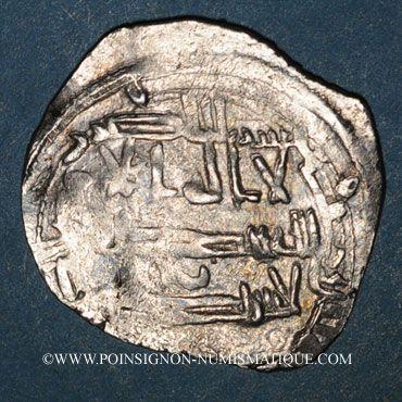 Münzen Maghreb, Idrissides, Ibrahim b. al-Qasim (vers 270-290H), dirham 270H, (al-Basra) (Maroc)