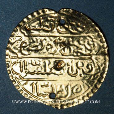 Münzen Maghreb. Pseudo-monnaie ottomane (XIXe). Or