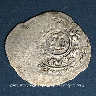 Münzen Perse. Timurides. Timur et Suyurghatmish (771-790H). Ar, 2 dinar (789H) Shiraz